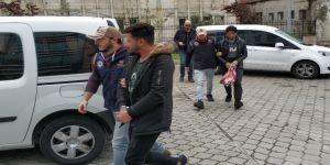 Samsun'da Deaş'tan 2 Iraklı Adliyede