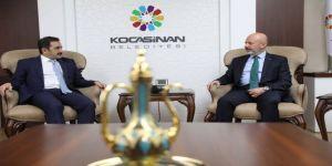 Başkan Çolakbayrakdar'a Bakanlıktan Tam Destek