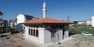 Hz. Bilal Camisi'nde sona gelindi