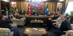 Aydemir: 'Erzurum, Siyasette Yine Tarih Yazdı'