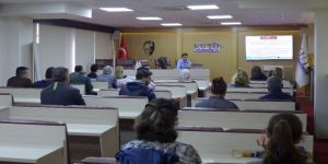 Kuşadası Ticaret Odası'nda Kosgeb Destekleri Bilgilendirme Toplantısı Yapıldı
