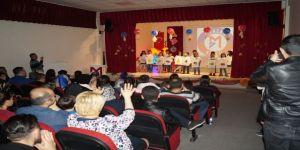Mercan Koleji'nde Okuma Şenliği