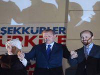 AK Parti'de Balkon Konuşması İçin Hazırlık Yapıldı