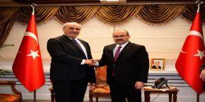 Yunanistan Vize Başvuru Merkezi Yeni Şubesini Trabzon'da Hizmete Açtı