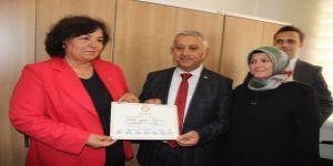 Afyonkarahisar'ın Yeni Belediye Başkanı Mehmet Zeybek Görevi Devraldı