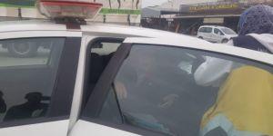 Yaralanan Suriyeli Sürücü Kaçtı, Polis Yakaladı