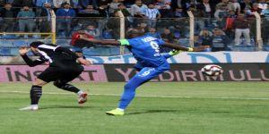 Spor Toto 1. Lig: Adana Demirspor: 2 - Altay: 2 (Maç Sonucu)