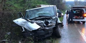 Ordu'da Trafik Kazası: 6 Yaralı