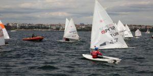 Türk Polis Teşkilatının 174. Kuruluş Yıl Dönümü Yelken Yarışı İle Kutlandı