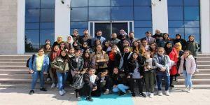 Fransa Ve Belçika'da Eğitim-öğretim Gören Öğrenciler Dumlupınar'ı Ziyaret