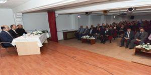 Vali Soytürk'den Başarılı Öğretmenlere Ödül