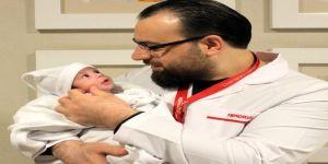 45 Günlük Bebek, Geçirdiği İki Ameliyatla Sağlığına Kavuştu