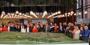 Riva projesine Dursun Özbek'ten büyük destek