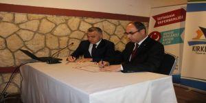 Kırklarleri'de 'İstihdam Seferberliği' Tanıtım Toplantısı Yapıldı