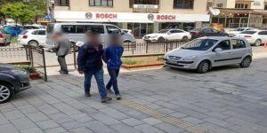 Kuşadası'nda 5 Hırsızlık Şüphelisi Gözaltına Alındı