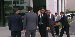 Ak Parti Seçim İşlerinden Sorumlu Genel Başkan Yardımcısı Ali İhsan Yavuz, Ysk'ya Geldi.