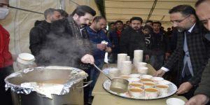 """Savcı Sayan: """"Bolu Tarafında Canı Çorba Çeken Belediye Başkanı Arkadaşlar Ağrı'ya Gelsinler"""""""