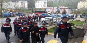 Trabzon'da Jandarmadan Uyuşturucu Tacirlerine Şafak Baskını