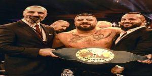 Umut Camkıran, Avrupa şampiyonluğu için ringe çıkıyor
