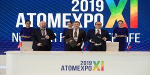 Rosatom'un Enerji Mühendisliği Bölümü İle Türk Firması Arasında Stratejik İşbirliği Anlaşması