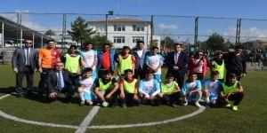Arguvan'da Okulararası Bahar Turnuvası Sona Erdi