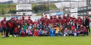 Trabzonspor, Evkur Yeni Malatyaspor maçı hazırlıklarını sürdürüyor