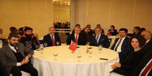 Başkan Yüce, Mimar Sinan'ı Anma Gecesi Etkinliğine Katıldı