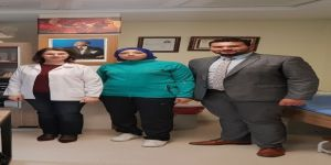 Cezayir'den Geldi Gaziantep'te Kök Hücre Tedavisi İle Diz Ağrılarından Kurtuldu