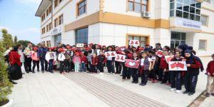 23 Nisan'ın İlk Çocukları Kocaeli'ye Geldi