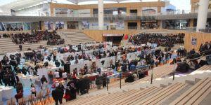 Balıkesir'de Mesleki Eğitim Fuarı Açıldı