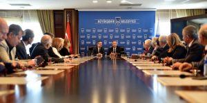 Başkan Ataç Ankara'da Temaslarda Bulundu
