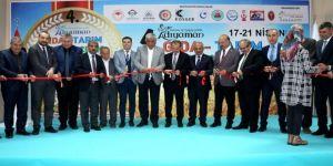 4. Gıda-tarım Hayvancılık Fuarı Açıldı