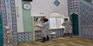Bozüyük'te Camiler Ramazan Ayına Hazırlanıyor