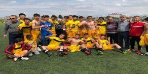 Kocasinan Şimşekspor U17 Takımı Eskişehir Grubunda Mücadele Edecek