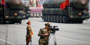 Kuzey Kore yeni bir silah denendi