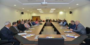 Kaeü'si 20. Zootekni Bölüm Başkanları Toplantısına Ev Sahipliği Yaptı