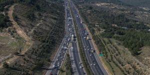 Havadan trafik denetimlerinde 13 bin 613 kural ihlali belirlendi