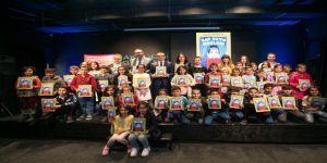 37 Çocuğun Hayali Kitap Oldu: Zap Suyu Düşleri