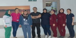 Almanya'dan Gaziantep'e Geldi 16 Yıllık Şeker Hastalığından Kurtuldu