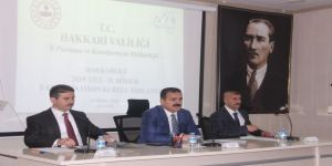 'İl Koordinasyon Kurulu' Toplantısı