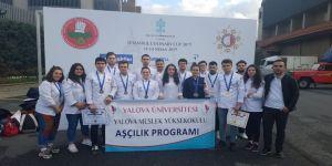 Aşçılık Programı Öğrencileri Madalyayla Döndü