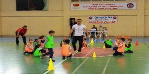 Geleneksel Çocuk Oyunları Şenliği Tamamlandı