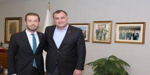 Sivil Toplum Kuruluşlarından Taşdelen'e Kutlama Ziyareti