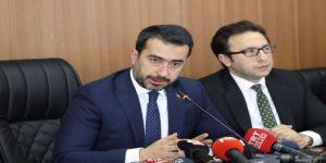 Ak Parti Ankara İl Başkanı Hakan Han Özcan: