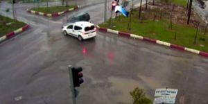 Siirt'te Trafik Kazaları Mobeseye Takıldı