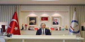 Başkan Tahmazoğlu'ndan Kandil Kutlaması