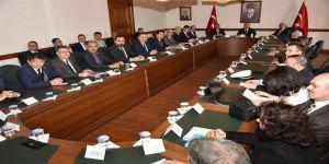 Başkan Fındıkoğlu, Çevre Kurulu Toplantısına Katıldı