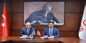 Ytb Ve Azerbaycan Devlet İdarecilik Akademisi Arasında Eğitim İşbirliği Protokolü