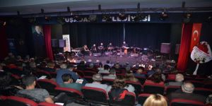 'Geleneksel Türk Müziği' Konseri Düzenlendi