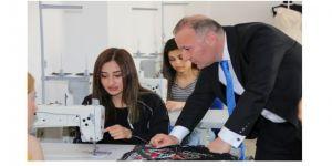 Üniversite Destekleme Vakfı'ndan Meslek Yüksekokulu'na Bağış